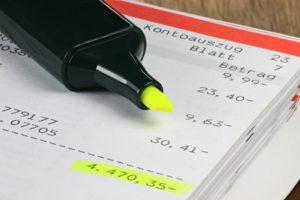 kredit fuer kontoausgleich